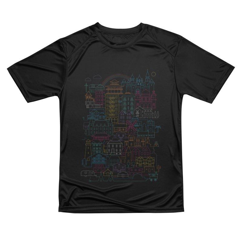 Home Sweet Home Men's T-Shirt by thepapercrane's shop