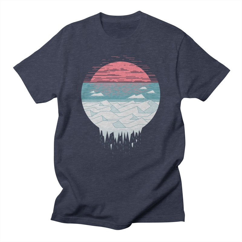 The Great Thaw Men's T-Shirt by thepapercrane's shop