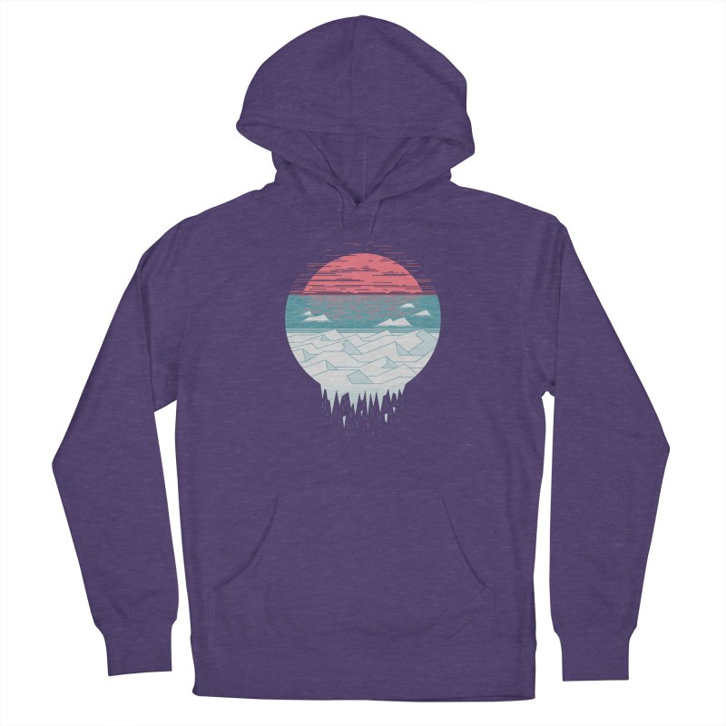 The Great Thaw Men's Pullover Hoody by thepapercrane's shop