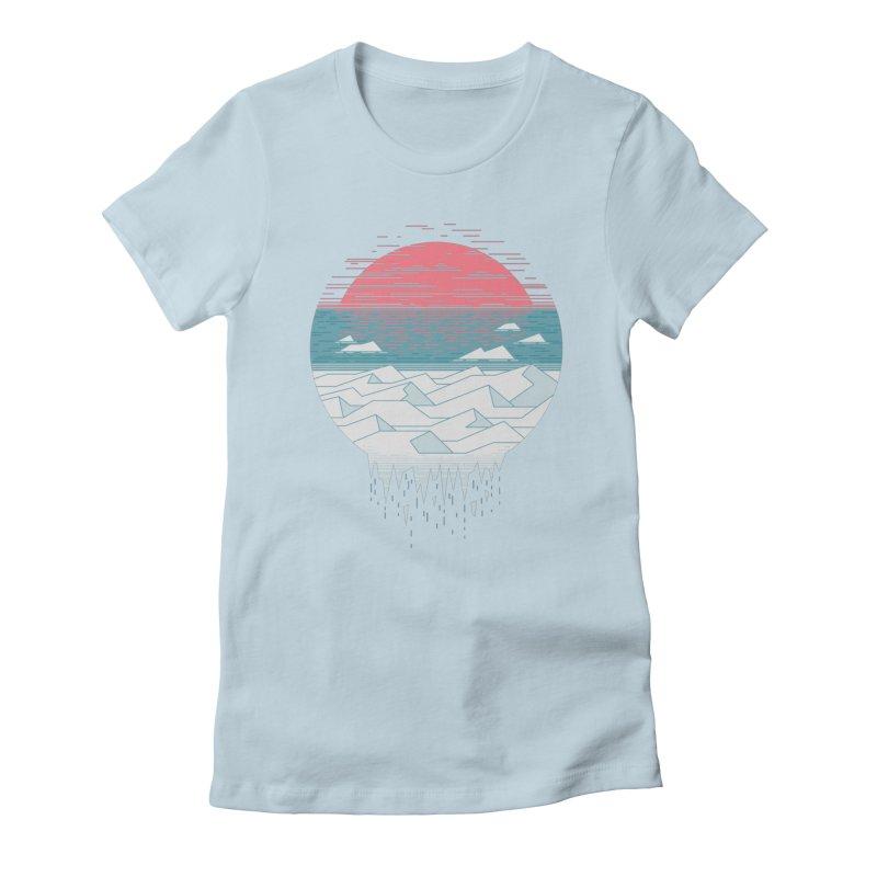 The Great Thaw Women's T-Shirt by thepapercrane's shop