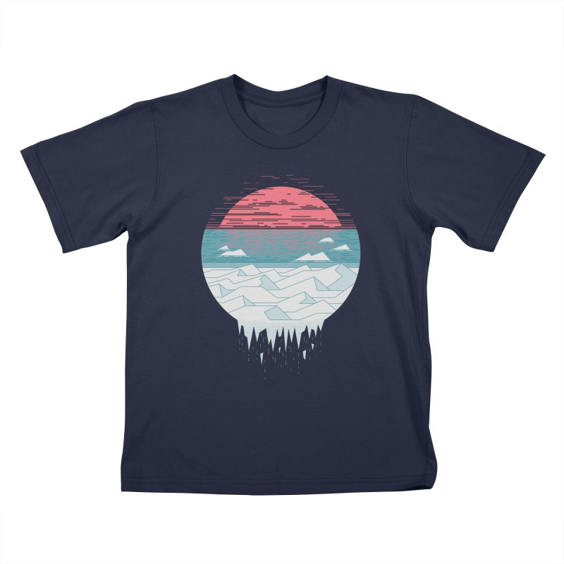 The Great Thaw Kids T-Shirt by thepapercrane's shop