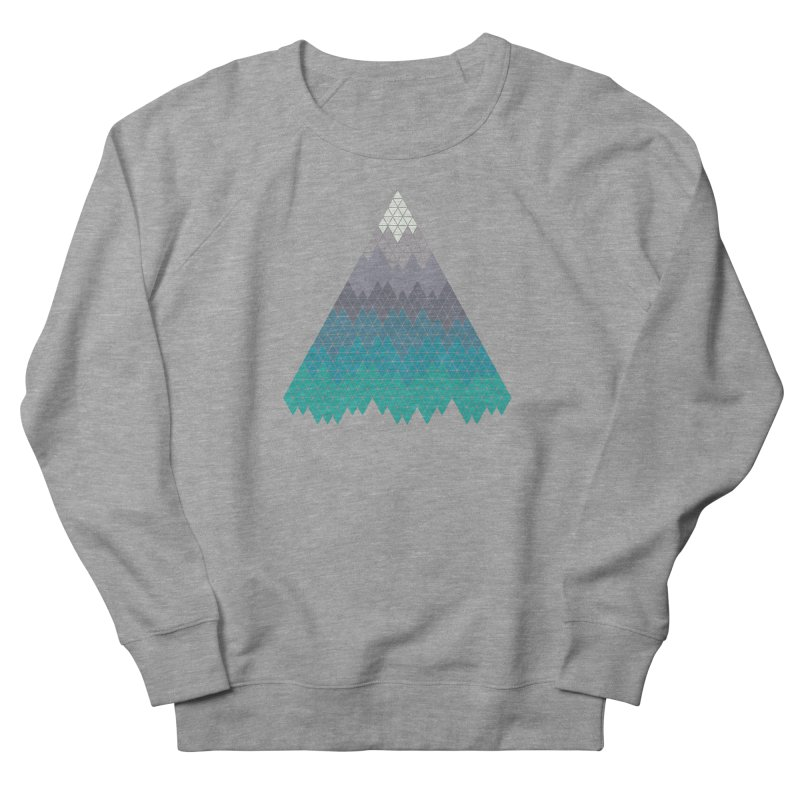 Many Mountains Women's Sweatshirt by thepapercrane's shop