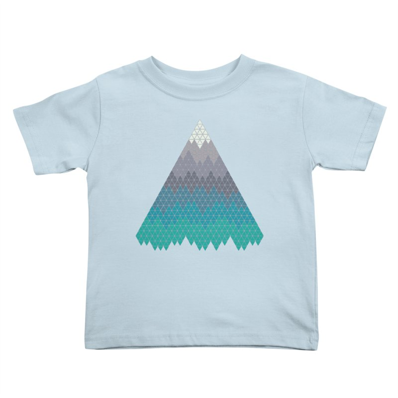 Many Mountains   by thepapercrane's shop