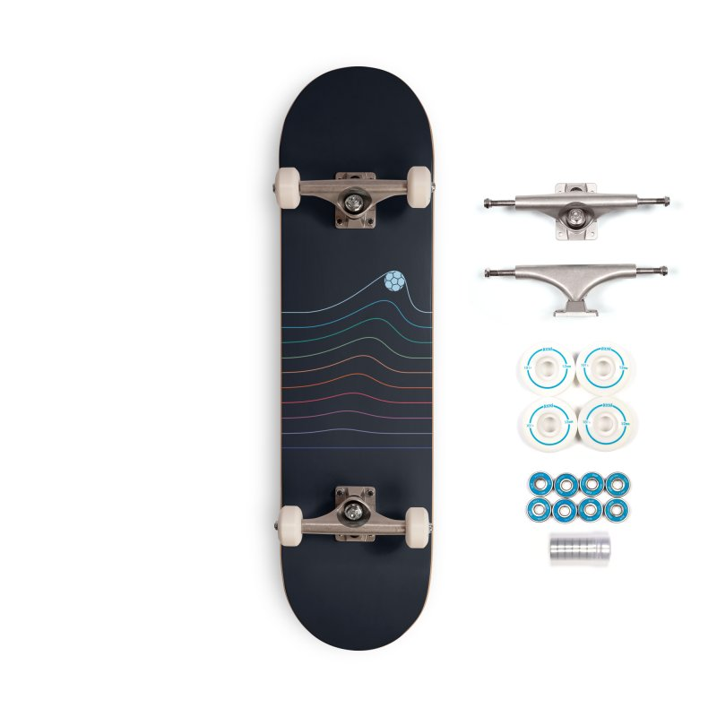 Goal Line Accessories Skateboard by thepapercrane's shop