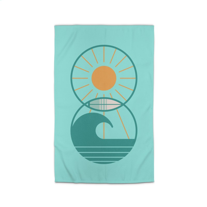 Sun Sea and Surf Home Rug by thepapercrane's shop