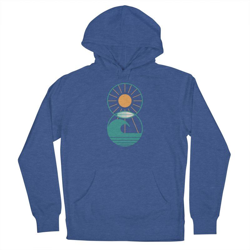 Sun Sea and Surf Women's Pullover Hoody by thepapercrane's shop