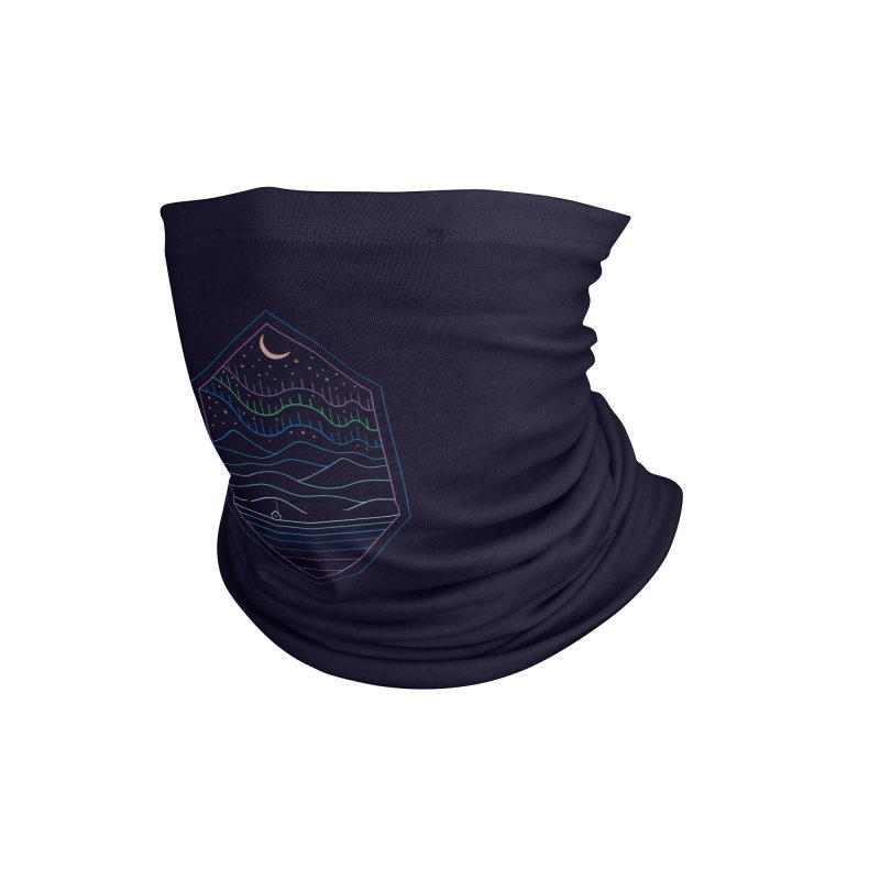 Lights Of The North Accessories Neck Gaiter by thepapercrane's shop