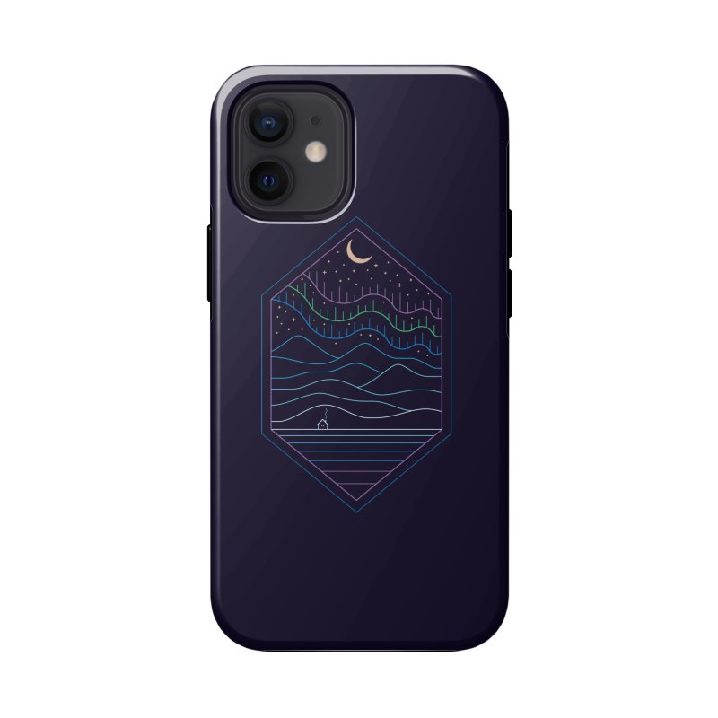 Lights Of The North Accessories Phone Case by thepapercrane's shop