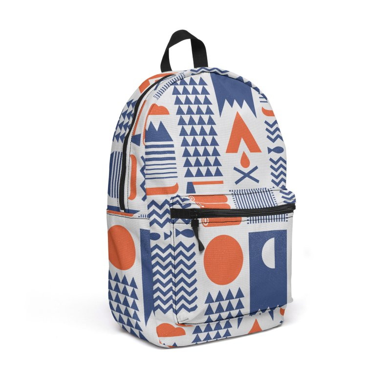 Simplify Accessories Backpack Bag by thepapercrane's shop