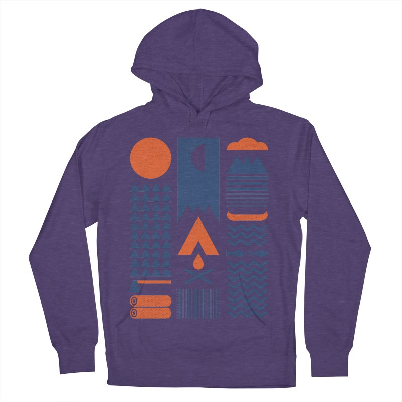 Simplify Men's Pullover Hoody by thepapercrane's shop
