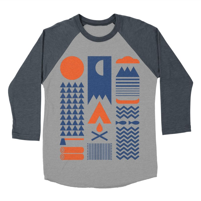 Simplify Women's Baseball Triblend T-Shirt by thepapercrane's shop