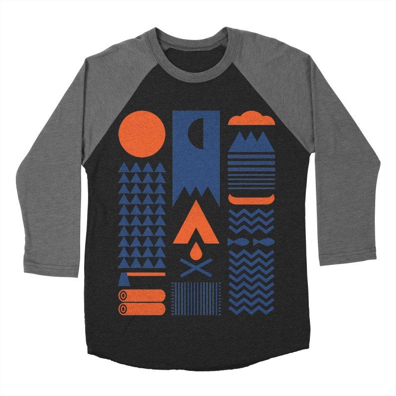 Simplify Men's Baseball Triblend T-Shirt by thepapercrane's shop