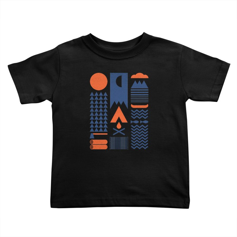 Simplify Kids Toddler T-Shirt by thepapercrane's shop