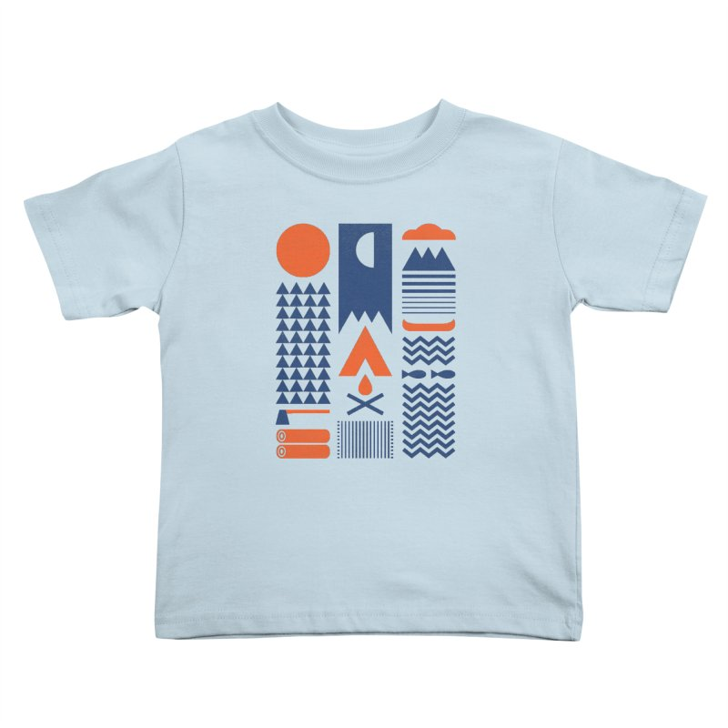 Simplify Kids Toddler T-Shirt by thepapercrane's shop