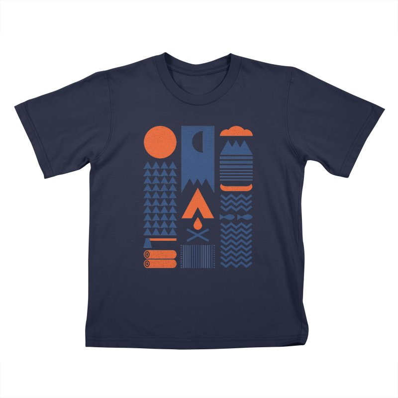 Simplify Kids T-shirt by thepapercrane's shop