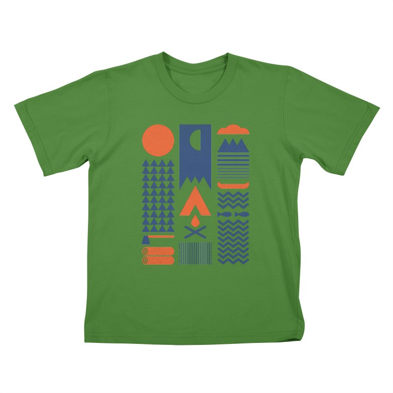 Simplify Kids T-shirt by thepapercrane's shop