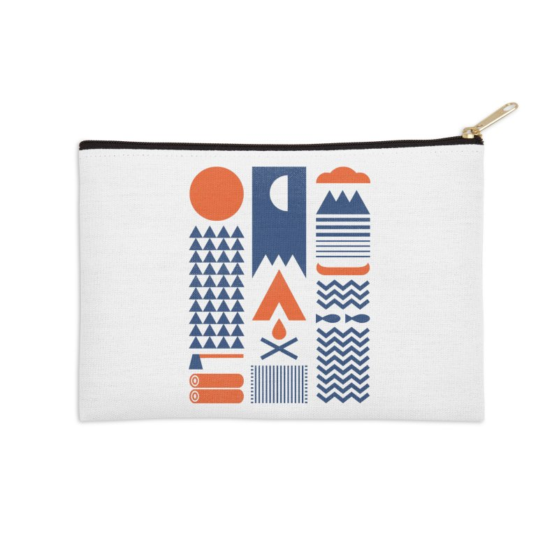 Simplify Accessories Zip Pouch by thepapercrane's shop