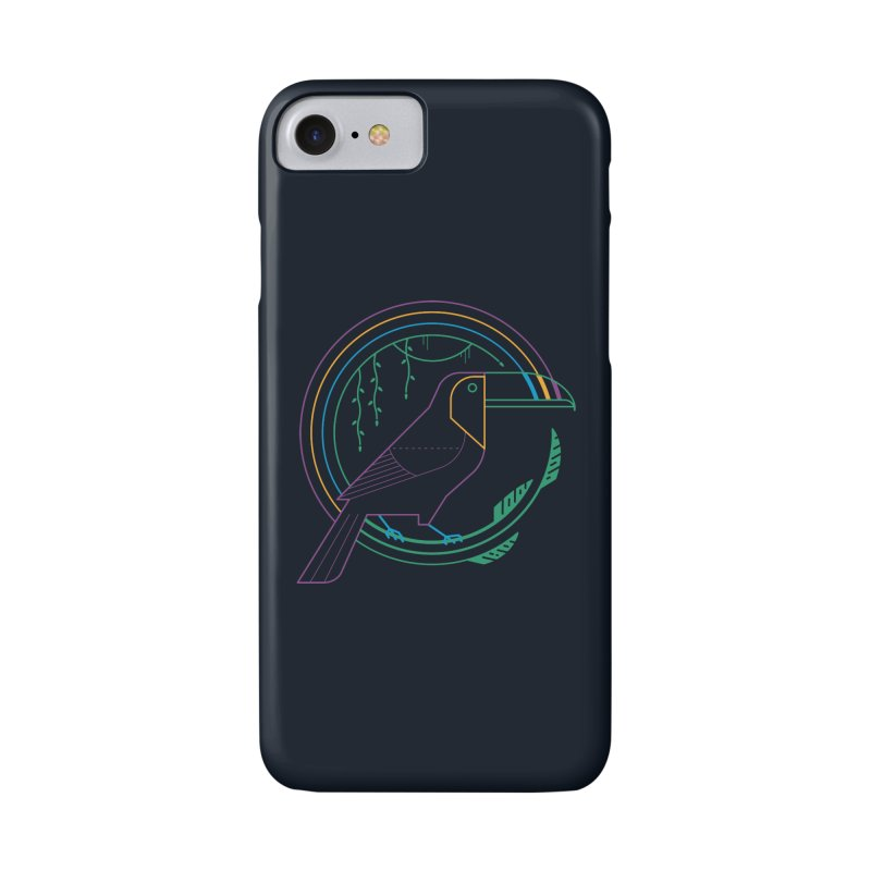 Rainbow Forest Accessories Phone Case by thepapercrane's shop