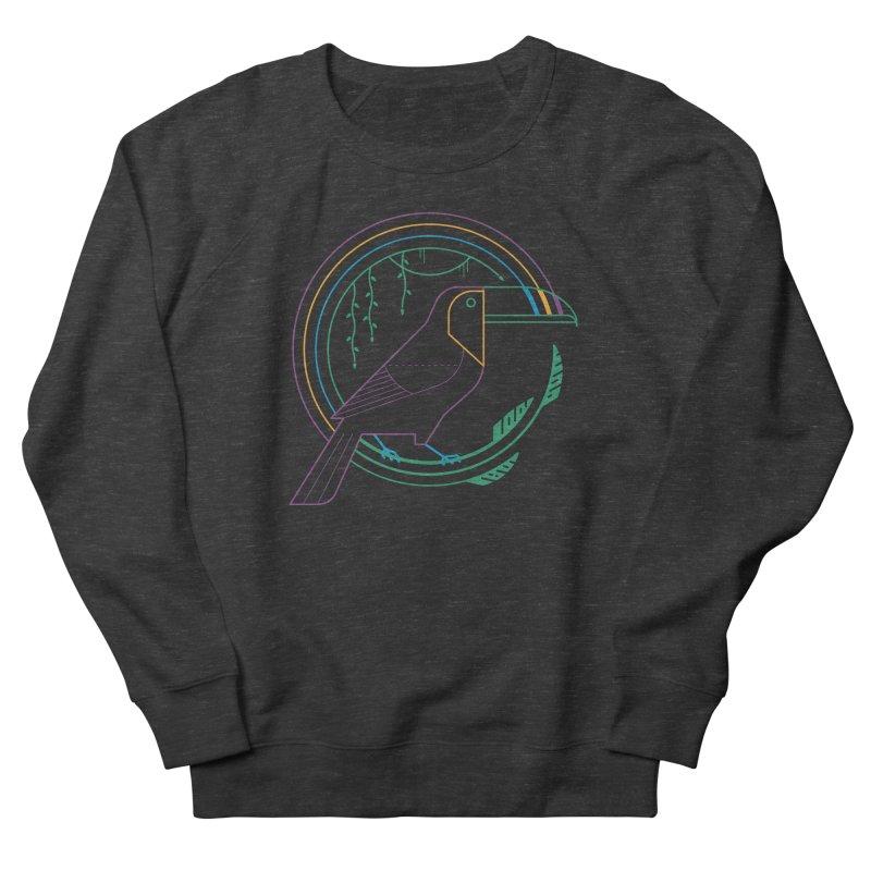 Rainbow Forest Men's Sweatshirt by thepapercrane's shop