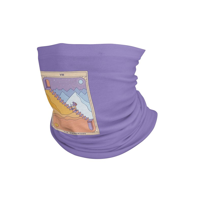 The Wanderer Accessories Neck Gaiter by thepapercrane's shop
