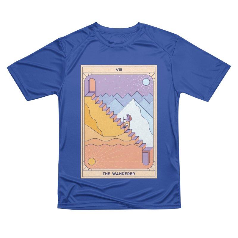 The Wanderer Women's T-Shirt by thepapercrane's shop