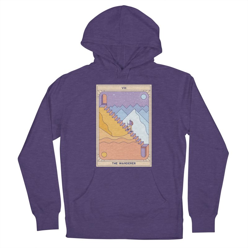 The Wanderer Women's Pullover Hoody by thepapercrane's shop