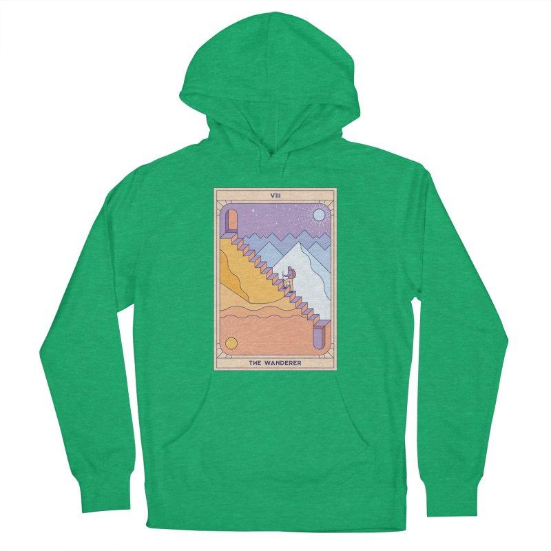 The Wanderer Men's Pullover Hoody by thepapercrane's shop