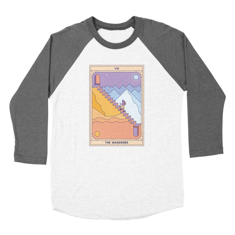 The Wanderer Women's Longsleeve T-Shirt by thepapercrane's shop