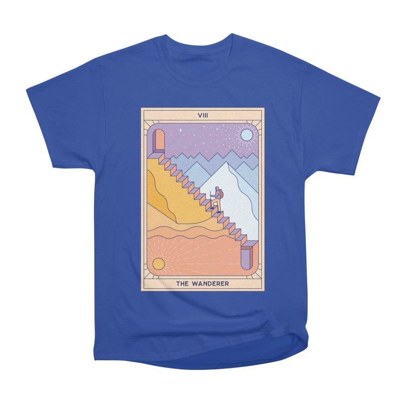The Wanderer Men's T-Shirt by thepapercrane's shop
