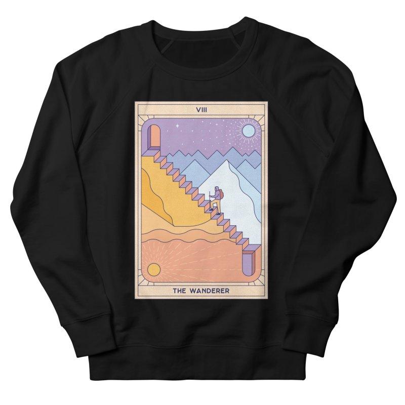 The Wanderer Women's Sweatshirt by thepapercrane's shop