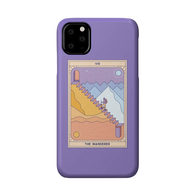 The Wanderer Accessories Phone Case by thepapercrane's shop