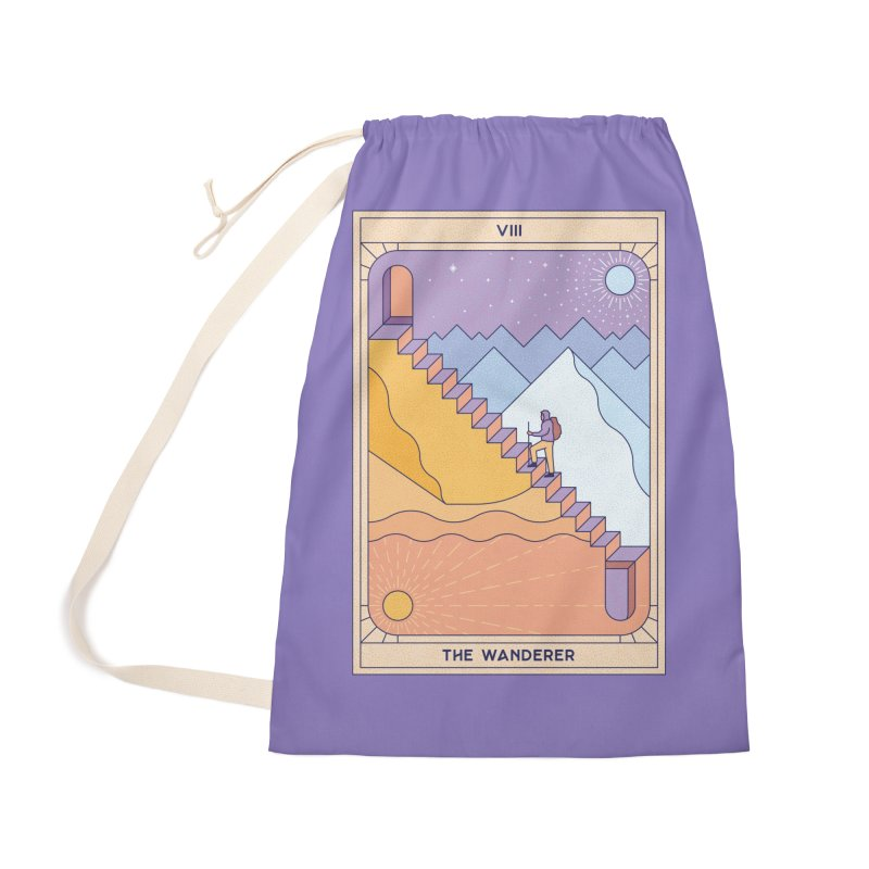 The Wanderer Accessories Bag by thepapercrane's shop