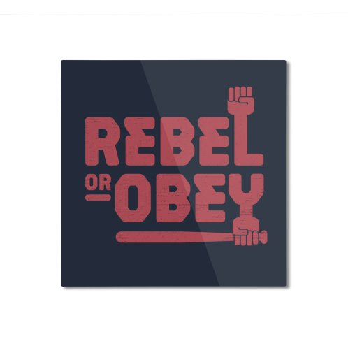 image for Rebel or Obey