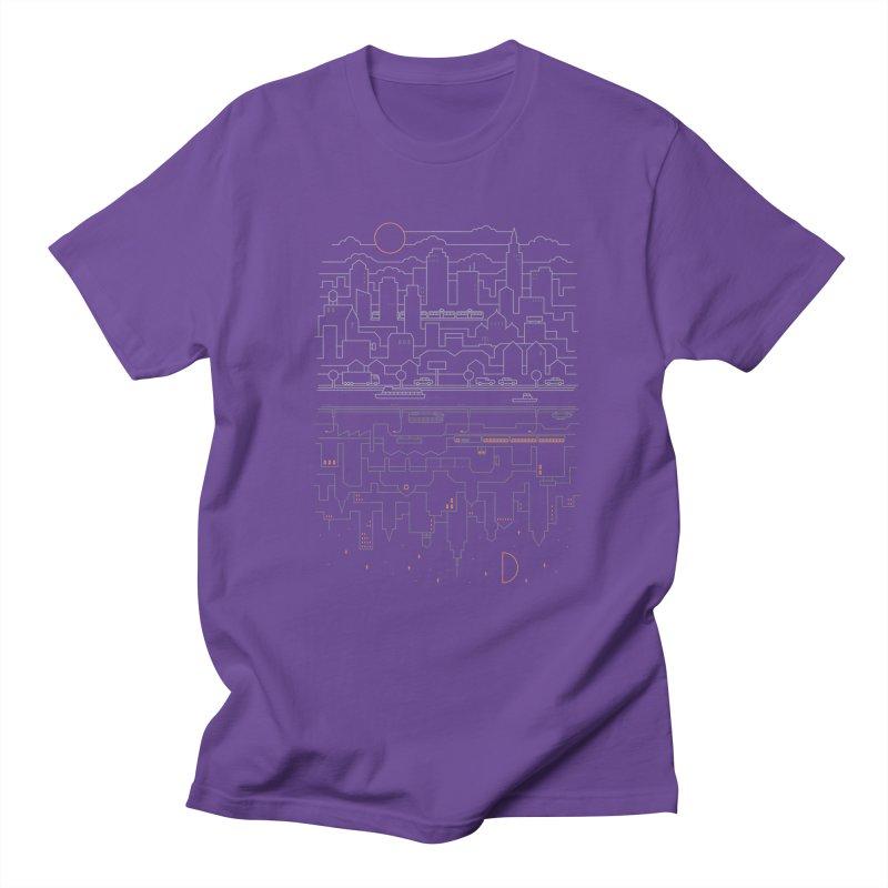 City 24 Women's Unisex T-Shirt by thepapercrane's shop