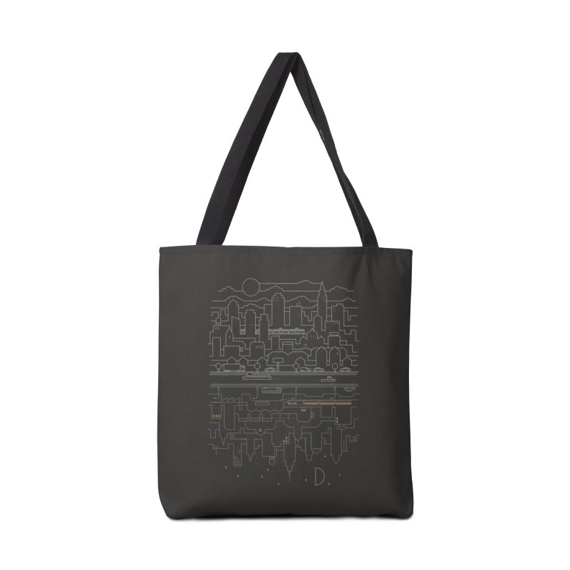 City 24 Accessories Bag by thepapercrane's shop