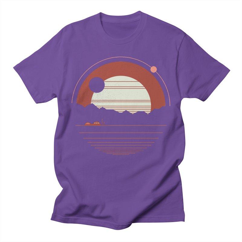 Solitude Men's T-shirt by thepapercrane's shop