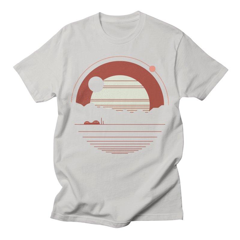 Solitude Women's Unisex T-Shirt by thepapercrane's shop