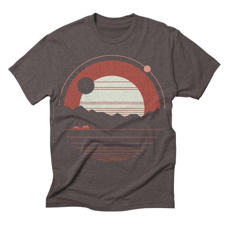 Solitude Men's Triblend T-shirt by thepapercrane's shop