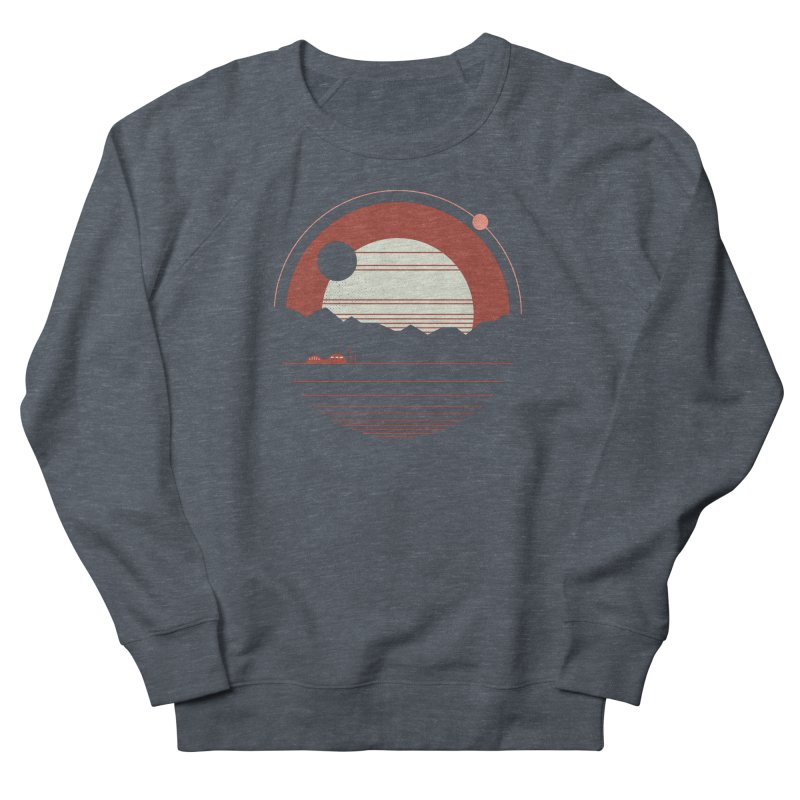 Solitude Women's Sweatshirt by thepapercrane's shop