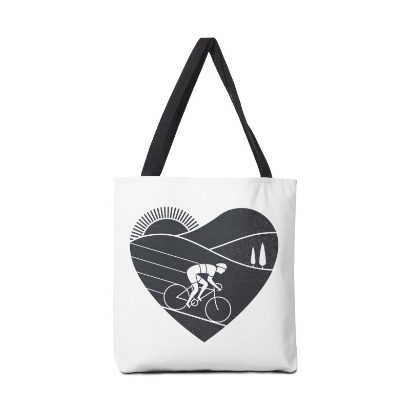 Love Cycling Accessories Bag by thepapercrane's shop