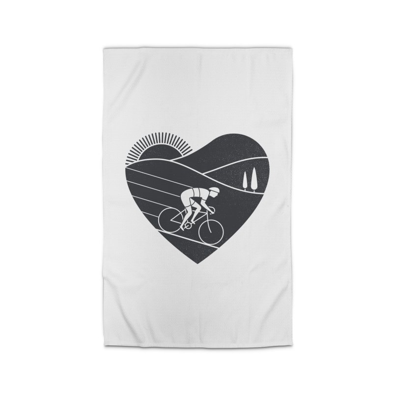 Love Cycling Home Rug by thepapercrane's shop