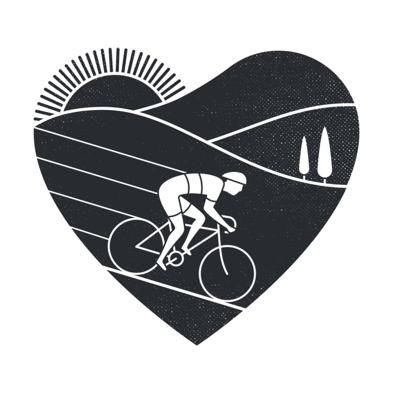 Love Cycling None  by thepapercrane's shop
