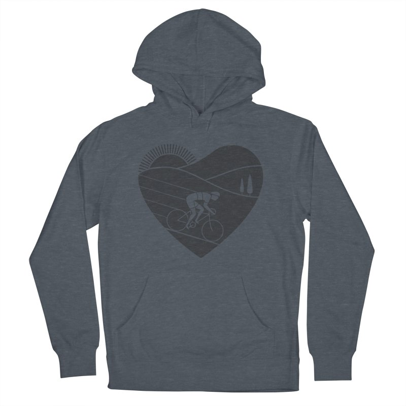 Love Cycling Women's Pullover Hoody by thepapercrane's shop