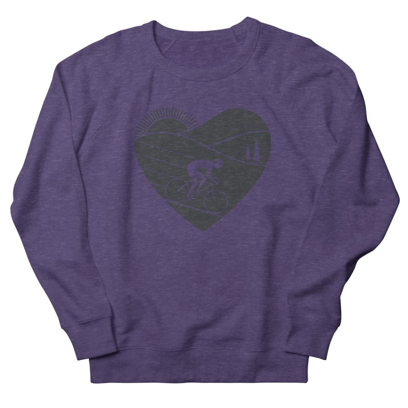Love Cycling Women's Sweatshirt by thepapercrane's shop