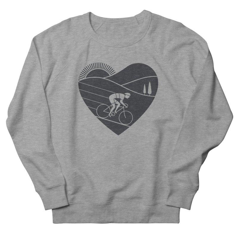 Love Cycling Women's Sweatshirt by thepapercrane's shop