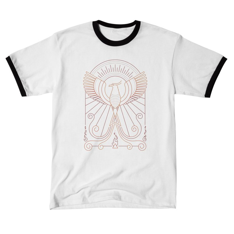 Bird of Fire Women's T-Shirt by thepapercrane's shop