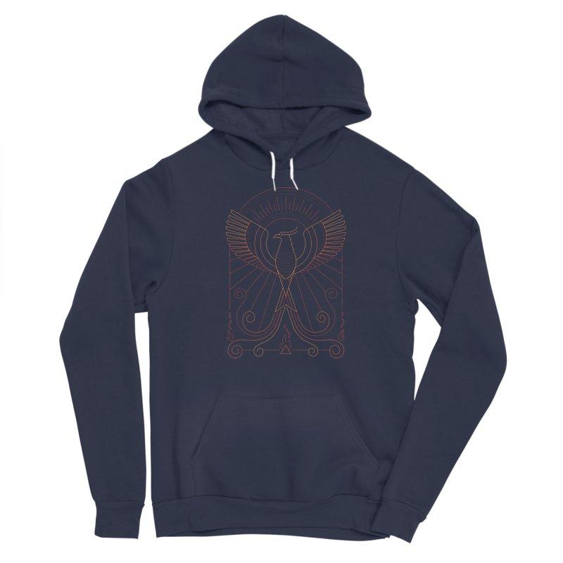 Bird of Fire Women's Pullover Hoody by thepapercrane's shop