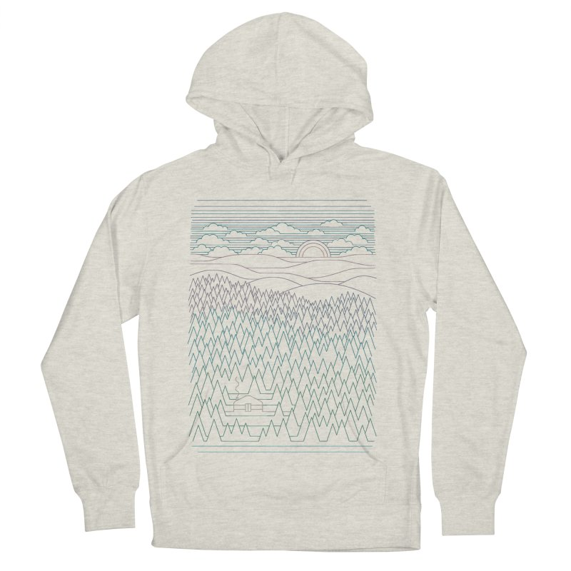 The Little Clearing Women's Pullover Hoody by thepapercrane's shop