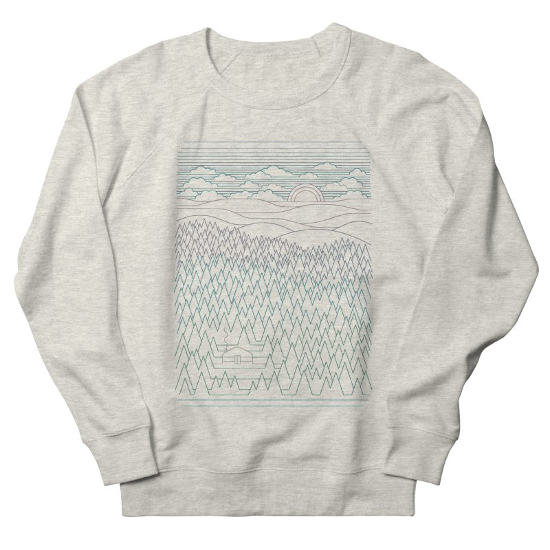 The Little Clearing Women's Sweatshirt by thepapercrane's shop