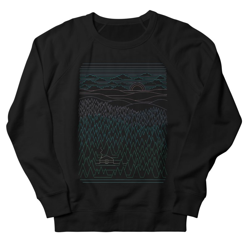 The Little Clearing Men's Sweatshirt by thepapercrane's shop